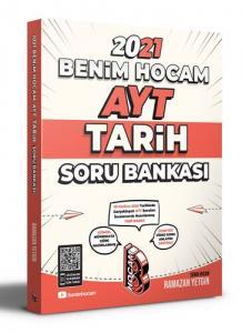 Benim Hocam 2021 YKS AYT Tarih Soru Bankası - Ramazan Yetgin Benim Hocam Yayınları