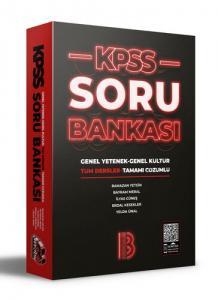 Benim Hocam Yayınları 2021 KPSS Genel Yetenek Genel Kültür Tamamı Çözümlü Tüm Dersler Soru Bankası