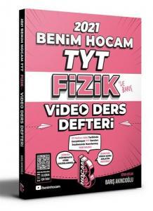 2021 TYT Fizik Video Ders Defteri
