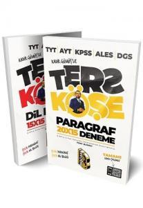 Benim Hocam Yayınları Tüm Sınavlar İçin ''Ters Köşe'' Çevir Paragraf Çevir Dil Bilgisi Denemeleri