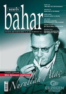 Berfin Bahar Aylık Kültür Sanat ve Edebiyat Dergisi Sayı: 279 Mayıs 2021