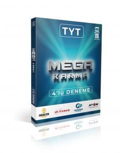 2021 Mega Karma 4 lü Tyt Deneme - Süper Fiyat | Gezegen Yayıncılık