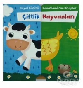 Çiftlik Hayvanları - Hayal Gücünü Kanatlandıran Kitaplar
