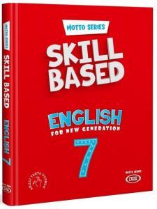 Data 7. Sınıf Motto Series Skill Based English Data Yayınları