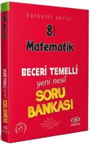 Data 8. Sınıf Matematik Garantör Beceri Temelli Soru Bankası Data Yayınları