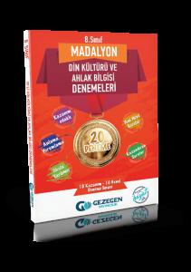 8. Sınıf Madalyon Din Kültürü ve Ahlak Bilgisi 20'li Denemeleri