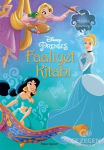 Disney Prenses - Faaliyet Kitabı