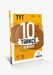 TYT 10'Lu Türkçe Denemesi Madalyon Yayınları