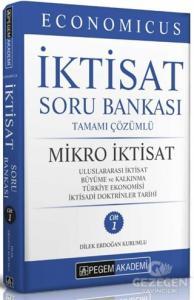 Economicus İktisat Tamamı Çözümlü Soru Bankası Cilt 1