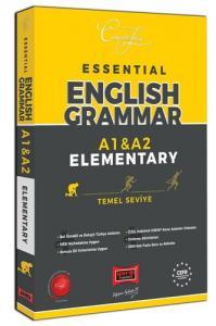Essential English Grammar A1 A2 Elementary Temel Seviye | Yargı Yayınları
