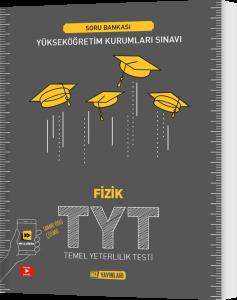 Hız Yayınları 2021 TYT Fizik Soru Bankası