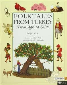 Folktales from Turkey - From Ağrı to Zelve