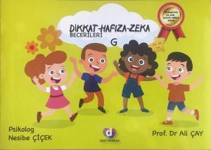 Dikkat Hafıza Zeka Becerileri Okul Öncesi İlk Okul-G