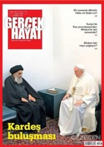 Gerçek Hayat Dergisi 15-21 Sayı: 1061 Mart 2021