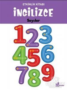 İngilizce Sayılar - Etkinlik Kitabı