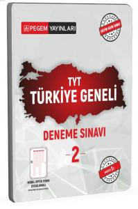 TYT Türkiye Geneli Deneme Sınavı 2