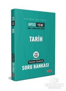 KPSS Optimum Juri Serisi Tarih Tamamı Çözümlü Soru Bankası Hazırlık Kitabı 2021