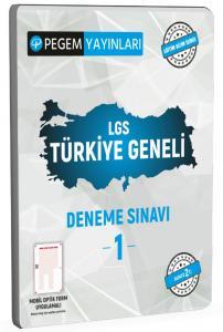 LGS Türkiye Geneli Deneme Sınavı 1