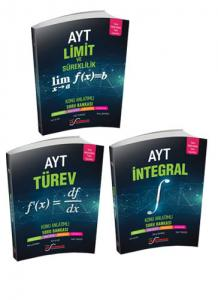 Ekstremum 3 Kitap Set Limit- Türev - İntegral