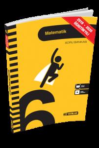 Hız Yayınları 2020 6. Sınıf Matematik Soru Bankası Hız Yayınları