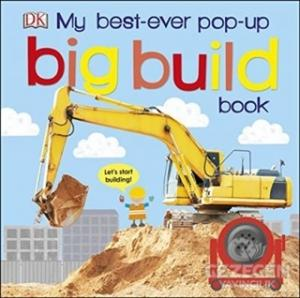 My Best Ever Pop-Up - Big Build Book