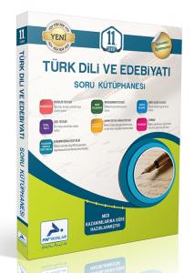 Paraf 11. Sınıf Türk Dili ve Edebiyatı Soru Kütüphanesi Soru Bankası Paraf Yayınları