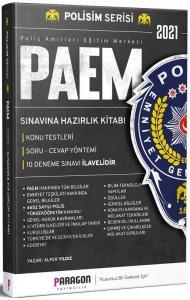 Paragon 2021 PAEM Sınavı Hazırlık Kitabı Paragon Yayıncılık
