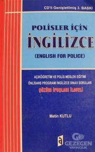 Polisler İçin İngilizce (CD'li)