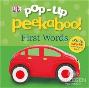 Pop-Up Peekaboo! - First Words