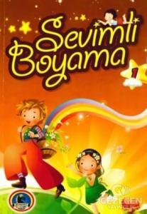Sevimli Boyama (4 Kitap Takım)