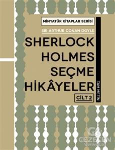 Sherlock Holmes Seçme Hikayeler Cilt 2 - Minyatür Kitaplar Serisi