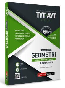 TYT-AYT Tamamı Çözümlü Geometri (Çokgen-Dörtgen-Çember) Soru Bankası