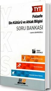 Hız ve Renk Yayınları TYT Felsefe Din Kültürü ve Ahlak Bilgisi Soru Bankası