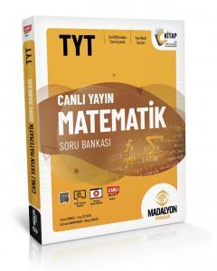 TYT Matematik Soru Bankası Madalyon Yayınları