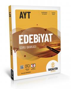 AYT Edebiyat Soru Bankası Madalyon Yayınları