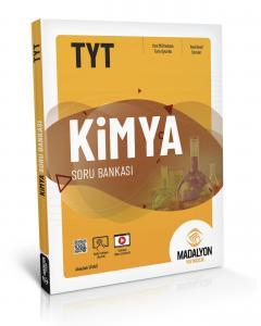 TYT Kimya Soru Bankası Madalyon Yayınları
