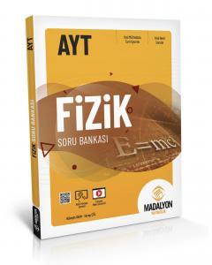 AYT Fizik Soru Bankası Madalyon Yayınları