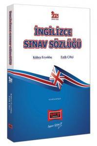 Yargı Yayınları 2021 İngilizce Sınav Sözlüğü