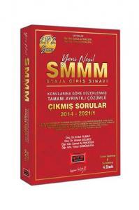 Yargı Yayınları 2021 SMMM Staja Giriş Sınavı Konularına Göre Düzenlenmiş Tamamı Ayrıntılı Çözümlü Çıkmış Sorular 4. Baskı