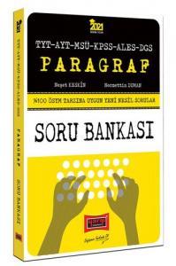Yargı Yayınları 2021 TYT AYT MSÜ KPSS ALES DGS Paragraf Yeni Nesil Soru Bankası(küçük boy)