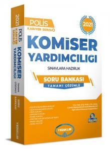 Yediiklim Yayınları 2021 Komiser Yardımcılığı Sınavlarına Hazırlık Tamamı Çözümlü Soru Bankası