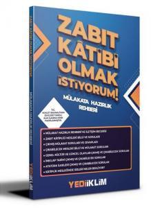 Yediiklim Yayınları Zabıt Katibi Olmakİstiyorum Mülakat Hazırlık Rehberi