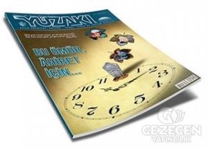 Yüzakı Aylık Edebiyat, Kültür, Sanat, Tarih ve Toplum Dergisi Sayı:196 Haziran 2021
