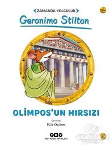 Zamanda Yolculuk - Olimpos'un Hırsızı