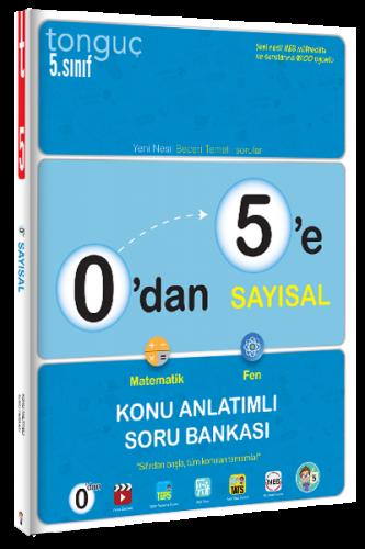 0'dan 5'e Sayısal Konu Anlatımlı Soru Bankası