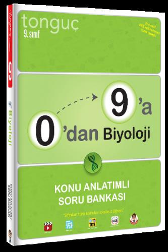 0'dan 9'a Biyoloji Konu Anlatımlı Soru Bankası   Tonguç Akademi