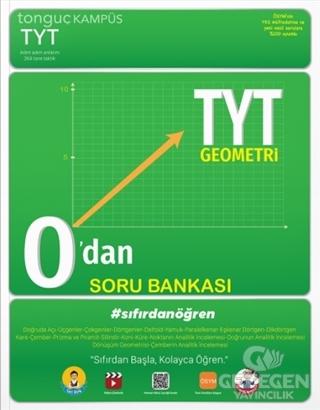 0'dan TYT Geometri Soru Bankası   Tonguç Akademi