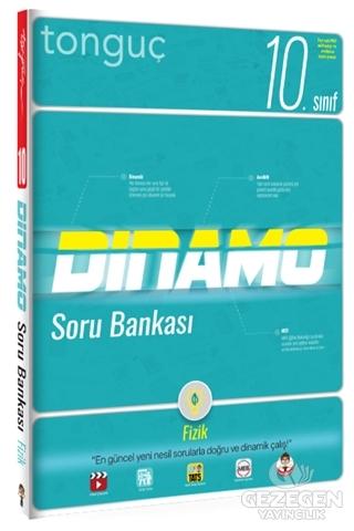 10. Sınıf Dinamo Fizik Soru Bankası   Tonguç Akademi