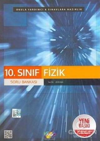 10.Sınıf Fizik Soru Bankası 2020
