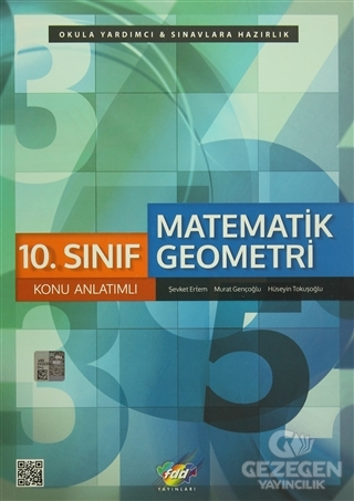 10. Sınıf Matematik Geometri Konu Anlatımlı